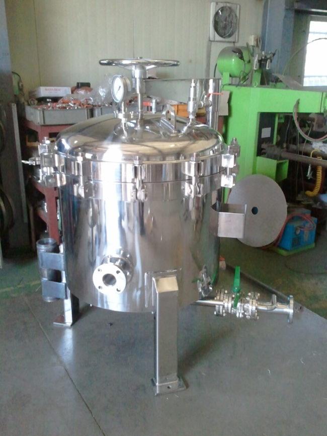 Sparkler Filter (Plate Filter)